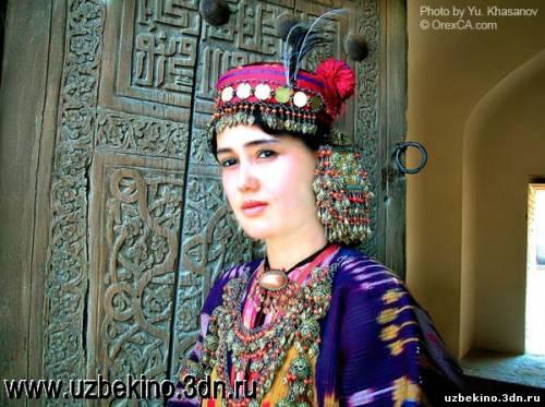 Uzbek qizlar rasmlari